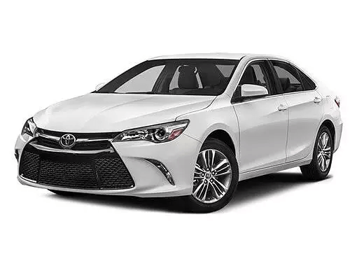 Toyota Camry 7 Booking